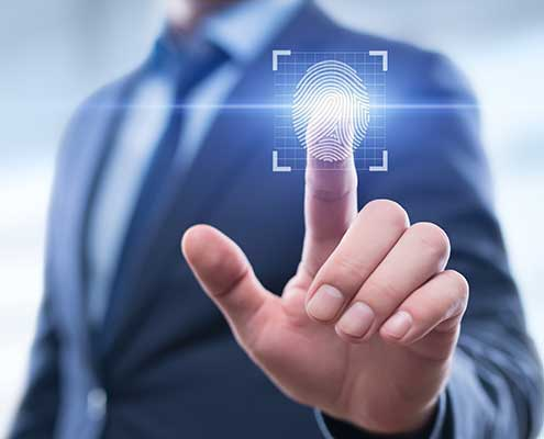 identity-access-management-fingerprint-scan